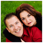 Pastor Greg Johannes and his wife Emilie.